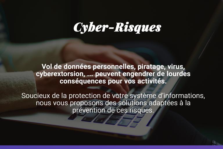 assurances cyber risques